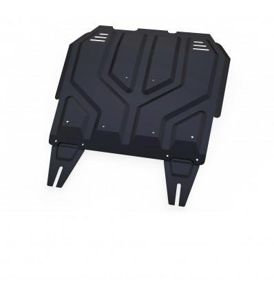 Защита картера Mitsubishi Outlander XL 111.04037.1