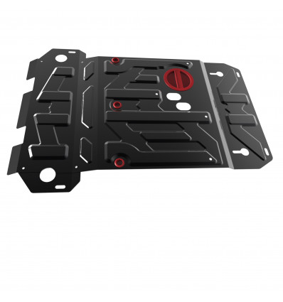 Защита картера Suzuki Grand Vitara 111.05501.5
