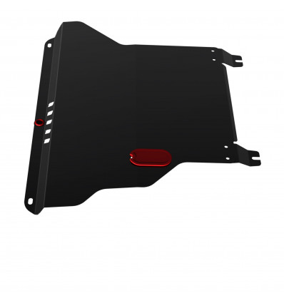 Защита картера и КПП Volkswagen Passat B3 111.00901.1