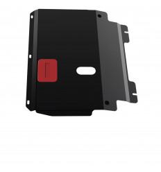 Защита картера и КПП Ford Fiesta 111.01806.3