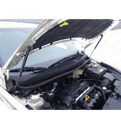 Амортизатор (упор) капота на Hyundai Solaris HYUNSOL14-08Y