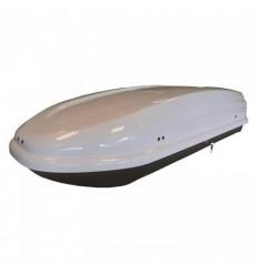 Бокс на крышу Fabbri CUBO 460 white 12A81800