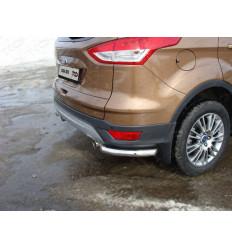 Защита задняя (уголки) на Ford Kuga FORKUG13-10