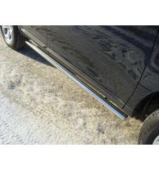 Пороги труба на Ford Edge FOREDG14-09