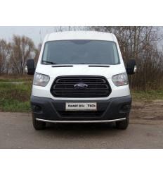 Защита передняя нижняя на Ford Transit FORTRAN16-01