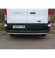Защита задняя на Ford Transit FORTRAN16-06