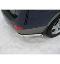 Защита задняя (уголки) на Hyundai ix55 HYUNIX55-06
