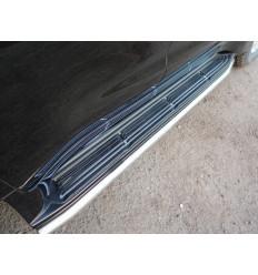Защита порогов на Lexus LX 570/LX 450d LEXLX450d15-10