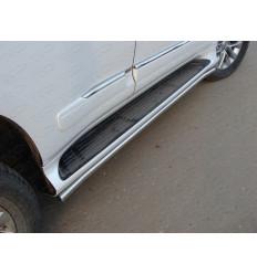 Защита порогов на Lexus GX 460 LEXGX460-03