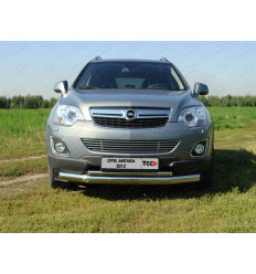 Защита передняя нижняя на Opel Antara OPANT12-02