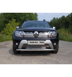 Защита передняя нижняя на Renault Duster RENDUST15-04