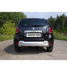 Защита задняя на Renault Duster RENDUST15-17