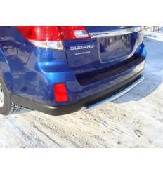 Защита задняя центральная на Subaru Outback SUBOUT10-04