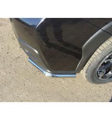 Защита задняя (уголки длинные) на Subaru XV SUBXV12-03