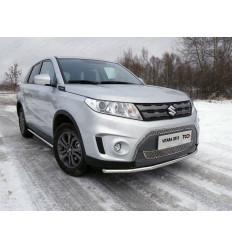 Защита передняя нижняя на Suzuki Vitara SUZVIT15-01