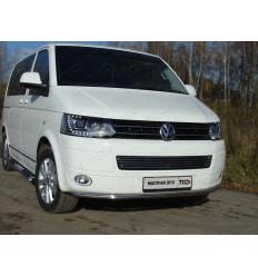 Защита передняя нижняя на Volkswagen Multivan VWMULT13-01