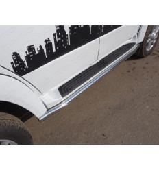 Защита порогов на УАЗ Патриот UAZPATR2015-08