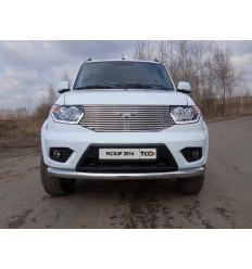 Защита передняя нижняя на УАЗ Патриот UAZPIC2016-14