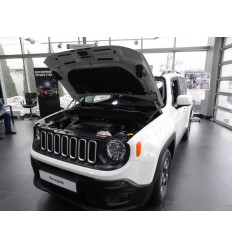 Амортизатор (упор) капота на Jeep Renegade KU-JP-RE00-00