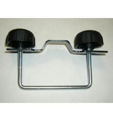 Переходник для установки бокса на крыловидные дуги Atlant 8579