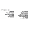 Фаркоп на Volkswagen Golf 317132600001