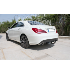 Фаркоп на Mercedes CLA E4123BA