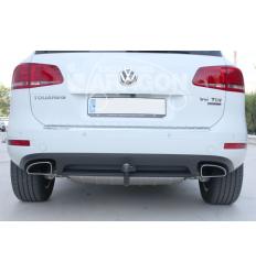 Фаркоп на Volkswagen Touareg E6710AV