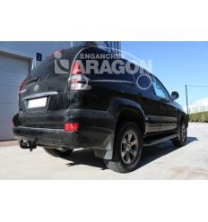 Фаркоп на Toyota Land Cruiser Prado E6400DA