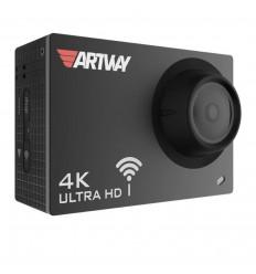 Видеорегистратор + action-камера 4K Artway AC-905