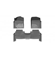 Коврики в салон Toyota Land Cruiser 200 3D.TY.LC.200.07Г.08001
