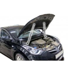 Амортизатор (упор) капота на Hyundai Elantra UHYELA011