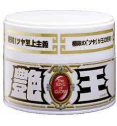 Полироль для кузова усиление блеска Soft99 The King of Gloss для светлых, 300 гр. 00171