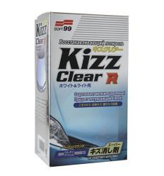 Полироль для кузова устранение царапин Soft99 Kizz Clear для светлых, 270 мл. 10555/10155
