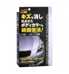 Полироль для кузова цветовосстанавливающий Soft99 Color Evolution Silver для серебристых,100 мл. 00502