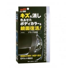 Полироль для кузова цветовосстанавливающий Soft99 Color Evolution Black для черных , 100 мл. 00503