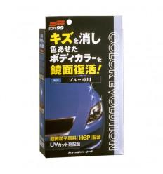 Полироль для кузова цветовосстанавливающий Soft99 Color Evolution Blue для синих, 100 мл. 00504
