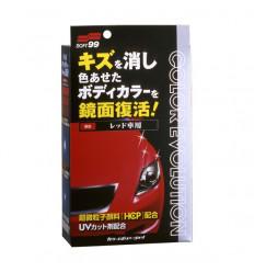 Полироль для кузова цветовосстанавливающий Soft99 Color Evolution Red для красных, 100 мл. 00505