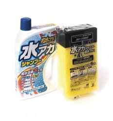 Шампунь для кузова защитный Soft99 Super Cleaning Shampoo + Wax для светлых, 750 мл. 04270