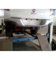 Фаркоп на Fiat Fullback RA1008