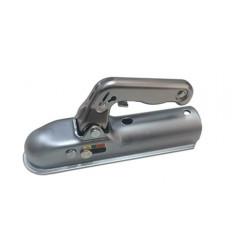 Сцепная головка, замковое устройство на фаркоп труба 60мм JD.00.53.006