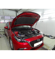 Амортизатор (упор) капота на Mazda 3 KU-MZ-0300-00