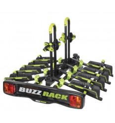 Велобагажник на фаркоп Buzzrack Buzzwing 4 Compact BRBP704