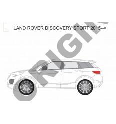Фаркоп на Land Rover Discovery Sport E3501CA
