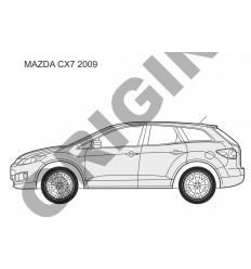 Фаркоп на Mazda CX-7 E4007BA