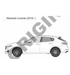 Фаркоп на Maserati Levante E3800BV