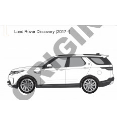 Фаркоп на Land Rover Discovery V E3501DA