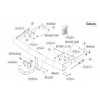 Фаркоп на Ford Galaxy 478200
