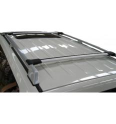 Багажник на штатные рейлинги Mitsubishi Pajero 4 MIPA.75.9037