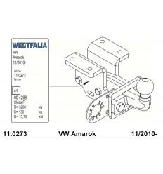 Фаркоп на Volkswagen Amarok 321835600001