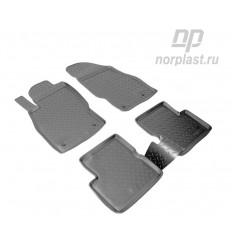 Коврики в салон Opel Corsa D NPL-PO-63-12